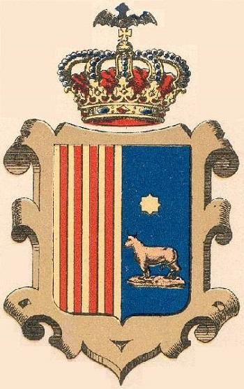 Antic escut de la Província de Teruel