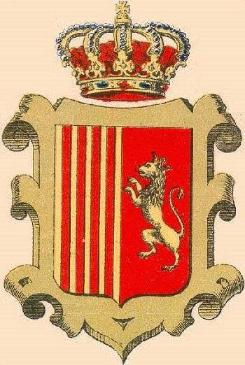 Antiguo escudo de la Provincia de Zaragoza