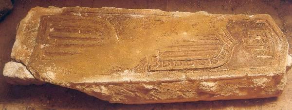 Barras de Aragón en 1260