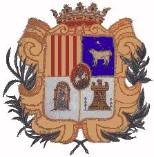 Nou Escut de la Província de Teruel