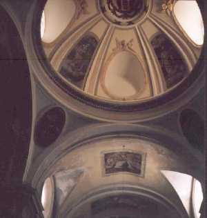 Ilesia Parroquial de Remolinos. Goya