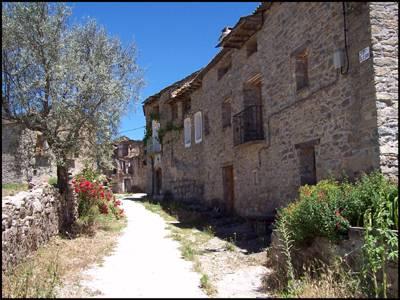 Mondot in the municipality of Aínsa-Sobrarbe