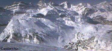 Nieves de Candanchu