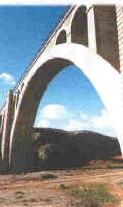 Bridge of la Venta