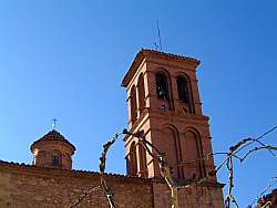 Torre mudéjar de Alhama de Aragón 1