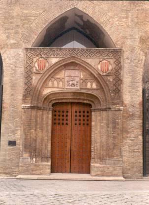 Capilla de San Martín en la Aljaferia
