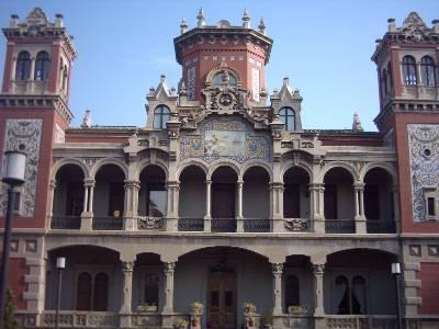 Palacio Larrinaga.